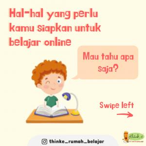 Starter Kit #BelajardiRumah